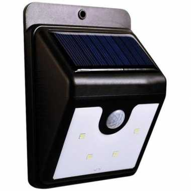 Solar tuinverlichting led wandlamp met sensor